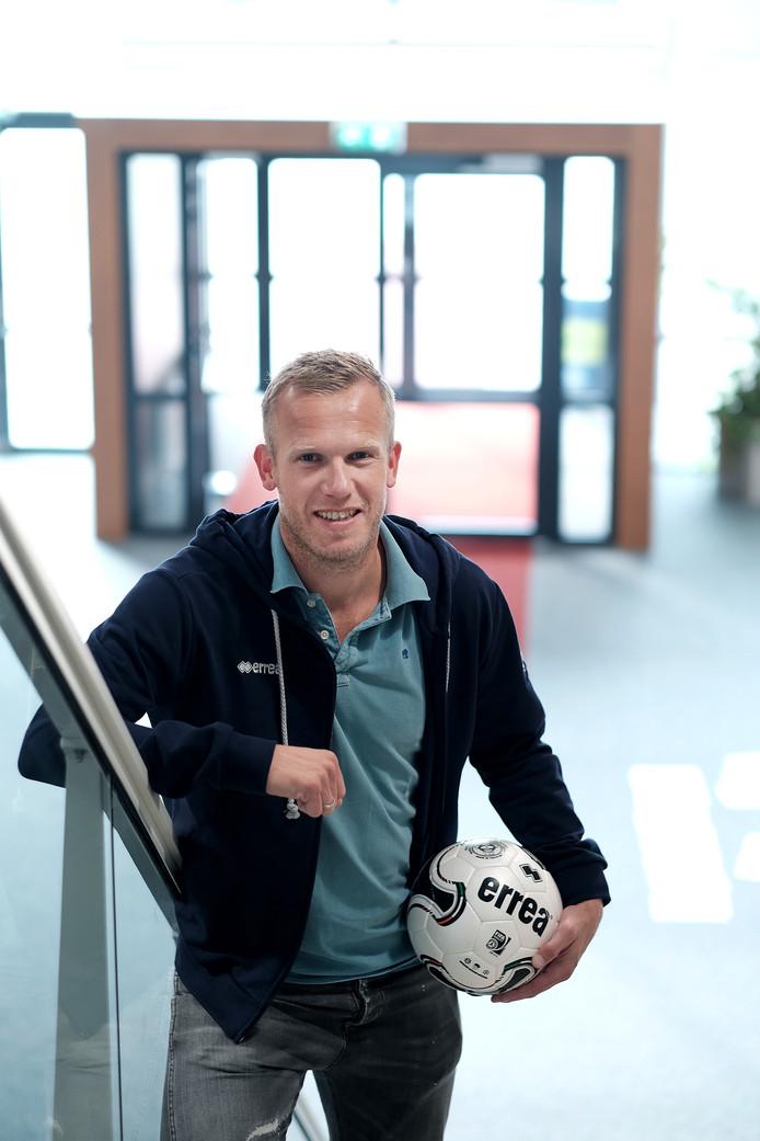 Dave de Jong. Foto: Jan Ruland van den Brink.