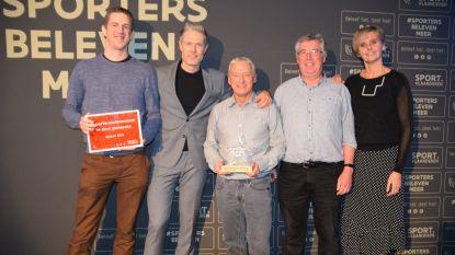 Gemeente dingt opnieuw mee naar award van 'Sporters Beleven Meer'