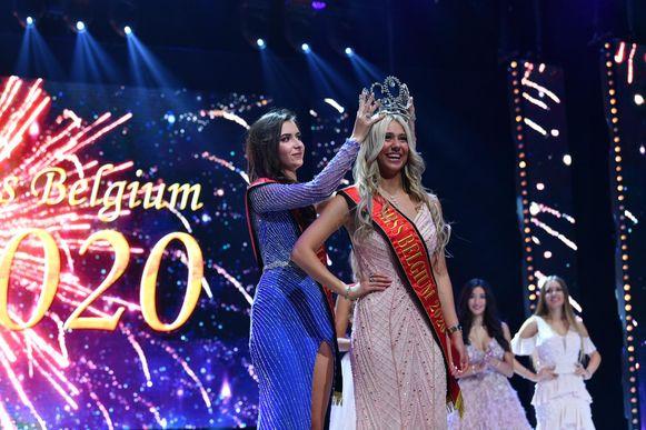 Miss Belgie 2020