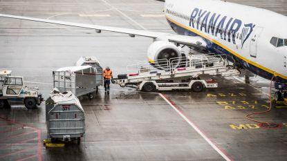 Bagage op het vliegtuig gaat in Europa vaker verloren