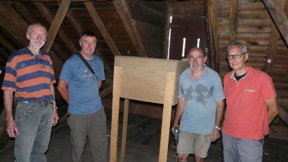 Uilen krijgen nestkast op zolder Sint-Ursmaruskerk