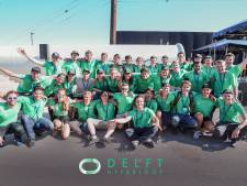 Studenten TU Delft positief over hyperloopfinale: 'We kunnen harder dan 600 kilometer per uur gaan'