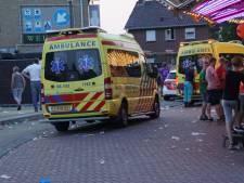 Man met traumaheli naar ziekenhuis na ongeval op kermis in Zieuwent