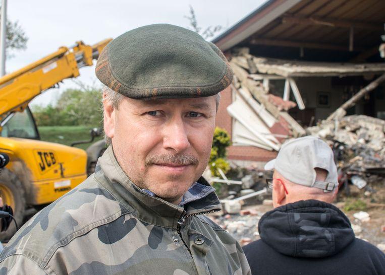 Johan Oosterbos.