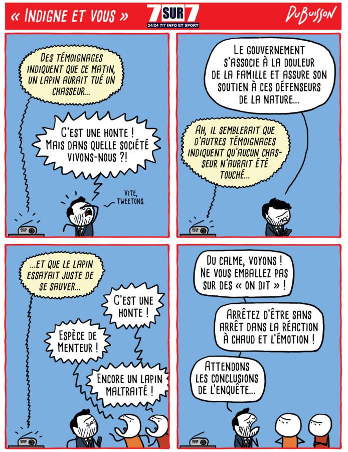 """""""Indigne et vous"""", 3 mai 2019."""