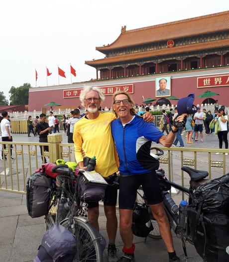Kuifje als inspiratie voor fietstocht Middelbeers-Peking