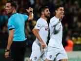 Ronaldo tegen Nijhuis: 'Scheids, die goal is wel van mij, hè?'