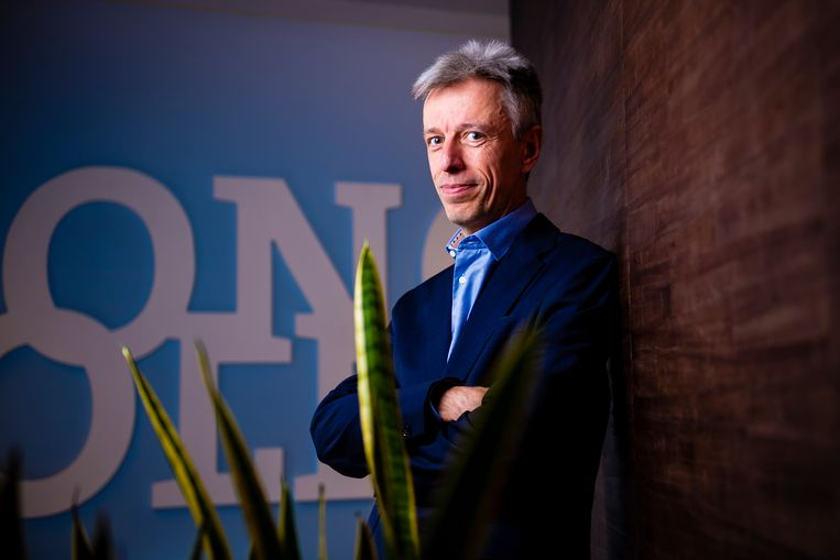 Onze geldexpert Geert Noels