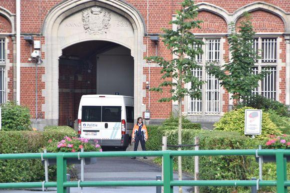 Illustratiebeeld - De gevangenis van Oudenaarde.