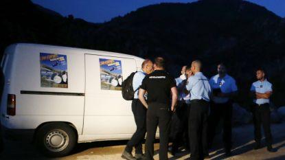 Vijf wandelaars verdronken in kloof door snel stijgend water op Corsica
