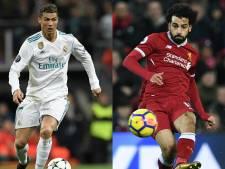 Alles over de strijd tussen blikvangers Salah en Ronaldo