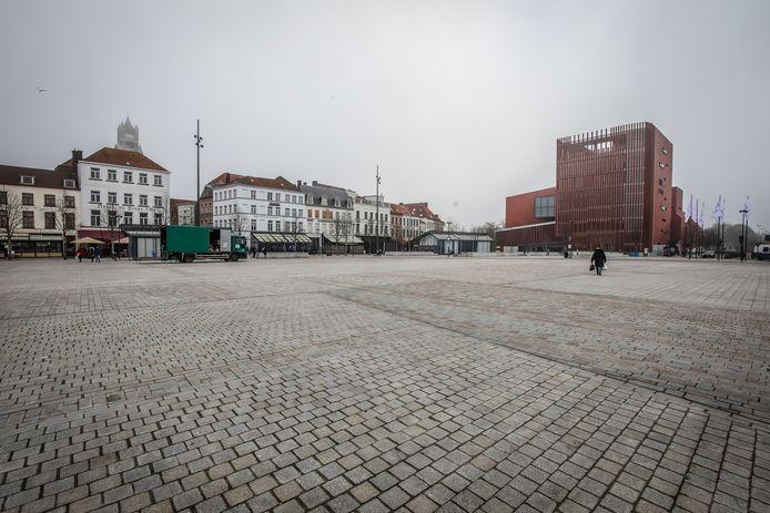 De brasserie was gevestigd op 't Zand in Brugge.