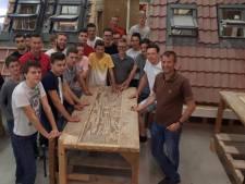 Lof voor plan studenten Da Vinci om oude loods scheepswerf nieuw leven in te blazen