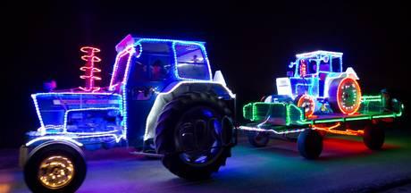 Verlichte trekkers gezocht voor Tractors By Night in Drimmelen