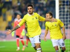 Janssen krijgt invalbeurt bij zege van Fenerbahçe