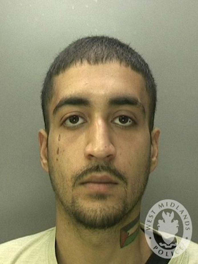 Kasim Khuram (23) bekende het seksueel misbruik.