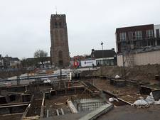 Bouw van koopappartementen en meer winkels in Dommelsch Huys begonnen