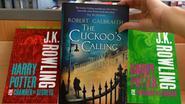 BBC maakt tv-serie van nieuwe JK Rowling-romans