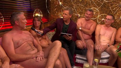 James Cooke tovert 'Gert Late Night' om tot nudistencamping