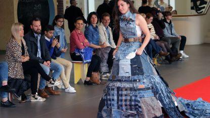 Weg met de afvalberg, leerlingen Heilig Graf brengen modeshow met gerecycleerde kledij