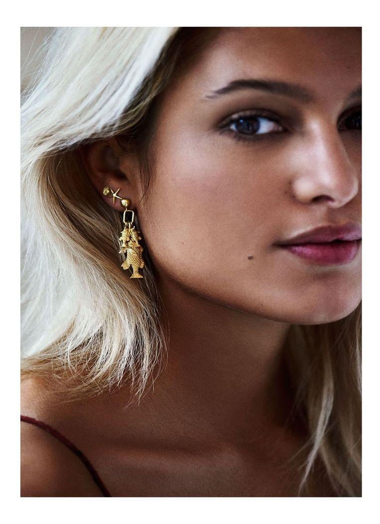 Ongekend Feest in je oren: in 4 tips naar een oor vol mooie piercings KS-31