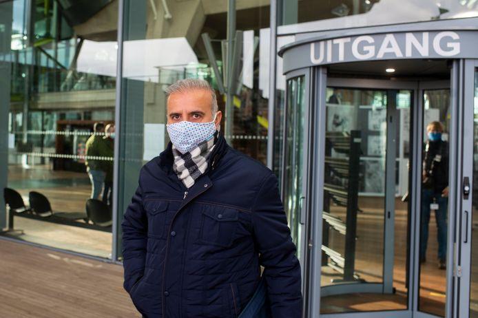 Melikan Kucam werd dinsdag veroordeeld tot 8 jaar cel.