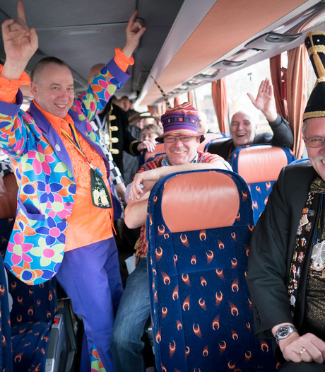 Extra nachtritten met de bus in Breda, Bergen op Zoom en Roosendaal tijdens carnaval
