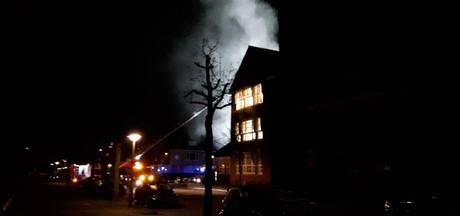 Brand Vossius Gymnasium ontstaan in dimmer