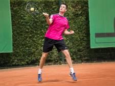 Tennistoppers Krajicek en Haarhuis kiezen Zeeuws talent voor Supermatch