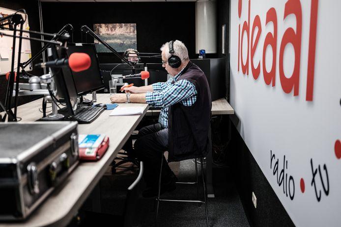 De studio van Ideaal in Zelhem.