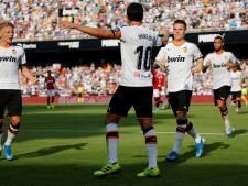 Cillessen houdt de 'nul' en pakt eerste zege met Valencia
