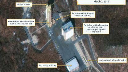 Noord-Korea heropent raketlanceringssite