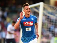 Crotone degradeert na nederlaag in Napels, Milan in Europa League