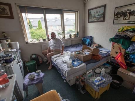 'Derde wereld-toestanden in Eindhovens woonhotel'