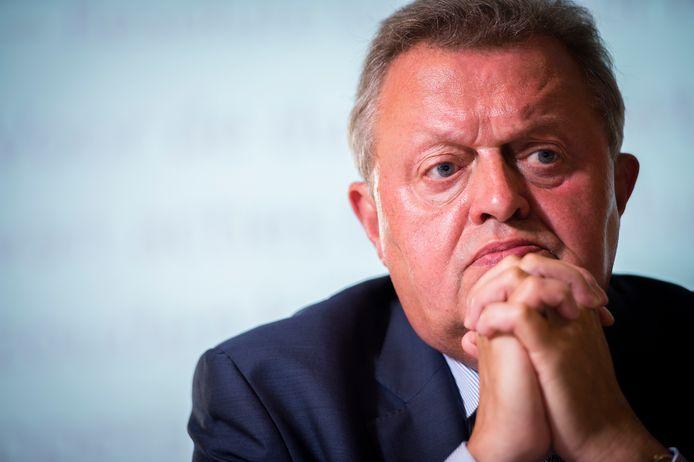 Piet Vanthemsche en août 2015.