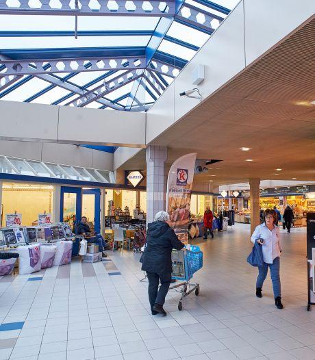 Winkelcentrum Ruwert dit voorjaar op de schop voor nieuwe entrees en uitbreiding Albert Heijn