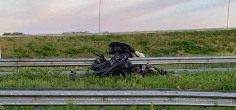 Man (26) uit Maarheeze komt om bij ongeluk op A2 bij Eindhoven