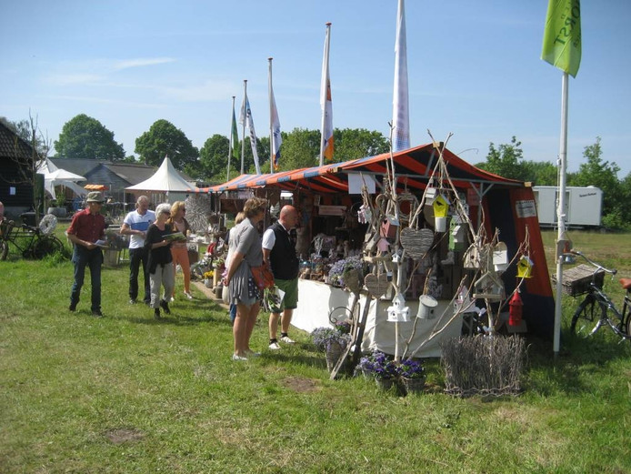 De Maashorstfair in 2014.