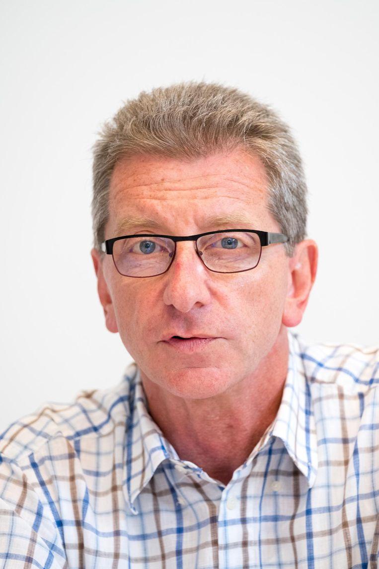 Peter Van Hoeymissen.
