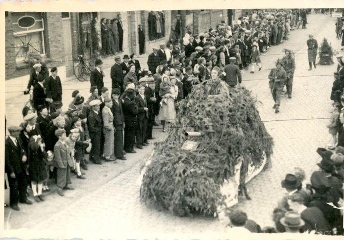 75 jaar geleden werd Westende bevrijd door de Canadezen