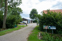 Het voormalige dierenasiel aan de Melmerweg in Kampen.