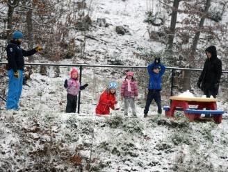 FOTOREPO: winterpret en mooie plaatjes bij eerste sneeuw in regio Leuven