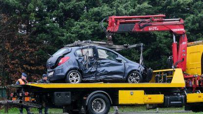 Twee jongeren omgekomen bij ongeval op A12 in Laken