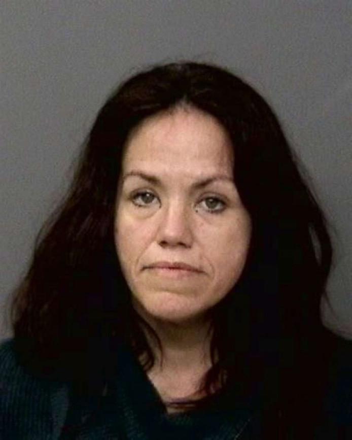 Shanna Culver, medeplichtige van de roofmoord op Frank McAlister in 1993.