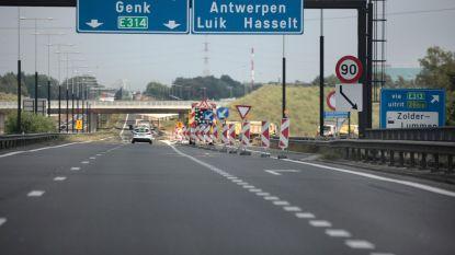 90 hardrijders aan wegenwerken klaverblad Lummen allemaal samen voor de politierechter