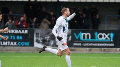 Leider KVK Tienen domineert en wint in eigen huis tegen Berchem Sport