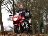 Jos (59) uit Vorden is 'vergroeid geraakt met zijn motor': 'Al meer dan 100.000 kilometer'