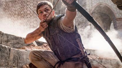 """Taron Egerton niet blij met zijn versie van 'Robin Hood': """"Dit was niet de film waarvoor ik tekende"""""""