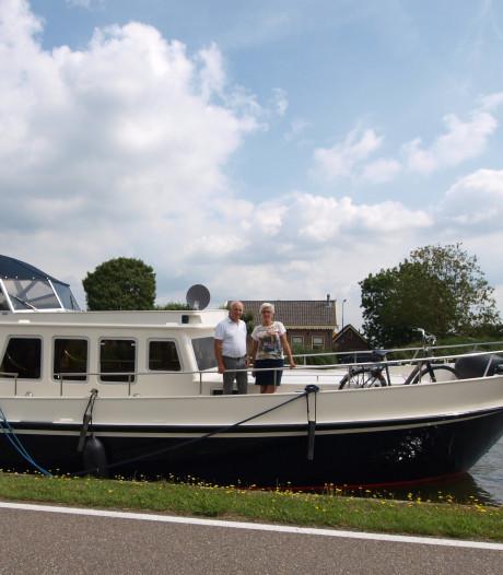 Anneke en John gaan kriskras door Nederland
