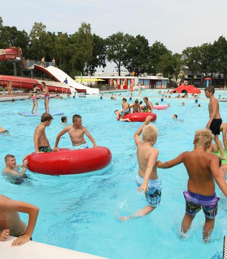 Zwembad De Hokseberg in 't Harde maakt zich op voor topdag
